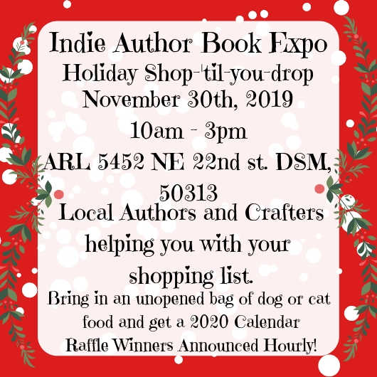 Indie Author Book Expo